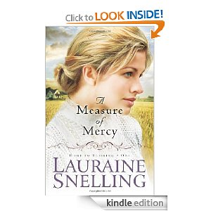 Post image for Free Book Download: A Measure of Mercy (Home to Blessing Series #1)