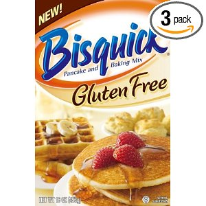 Post image for $.75/1 Bisquick Gluten Free Baking Mix