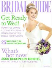 Post image for Bridal Guide $3.89/yr