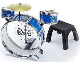 Post image for GONE: Kid's Drum Set $12 (60% off) at JCPenney
