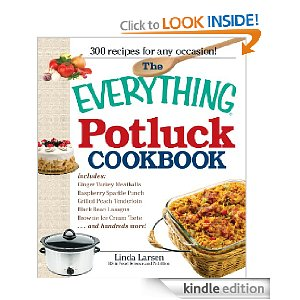 "Post image for HOT Free Book: ""The Everything Potluck Cookbook"""