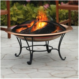Post image for Target: Smith & Hawken® 33″ Copper Fire Bowl $59.99