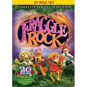 Post image for Fraggle Rock: The Complete Series on DVD $44.99