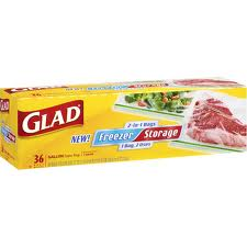 Post image for $1.00/2 Glad 2-In-1 Freezer Bags