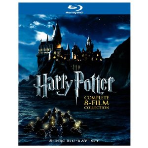 Post image for Harry Potter 8 Disc Collection- $39.99