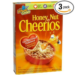 Post image for $.50/1 Honey Nut Cheerios Coupon