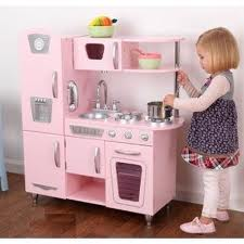 Post image for Holiday Gift Idea: Kids Pink Vintage Kitchen