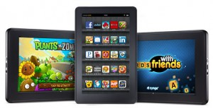 Post image for Kindle Fire $129 (Limit One Per Customer)