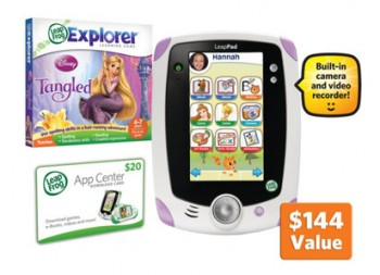Post image for HOT LeapPad Deal: $109 For Bundle Including Shipping