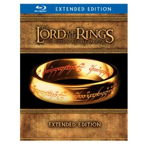 lord of the rings blu ray