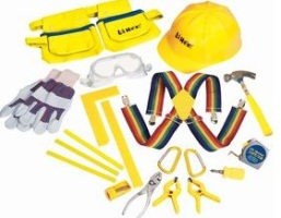 Post image for 20-Piece Lil Helper Carpenter Set $9.98 at Lowe's