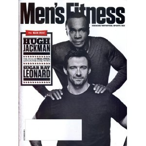 Post image for Men's Fitness Magazine $4.29 For A Year