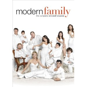 Post image for Modern Family Seasons 1 and 2 $11.99 Each on DVD