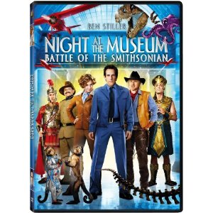Post image for HURRY: Night at the Museum: Smithsonian DVD $1.96