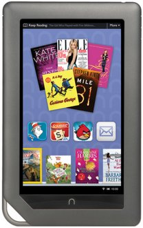 Post image for 8% Cash Back At Barnes & Noble- NOOK Readers