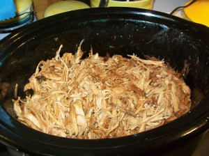 Post image for Crock Pot Meal: Pulled Pork