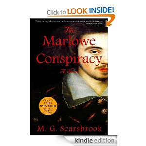"Post image for Amazon Free Download: ""The Marlowe Conspiracy"""
