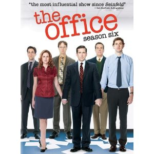 Post image for The Office Season 6: $12.99