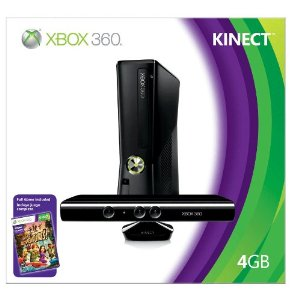 Post image for Xbox 360 Holiday Kinect Bundle $399.99 + $75 Credit