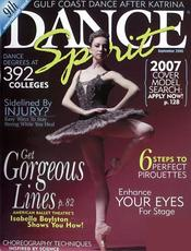 Post image for Dance Spirit Magazine $4.44/yr