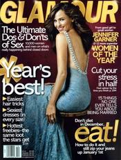 Post image for Glamour Magazine Only $4.99 Per Year – 10/20