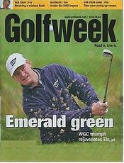 Post image for Golfweek Magazine $3.99