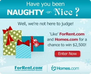 Post image for Win $2500 With ForRent.com and Homes.com