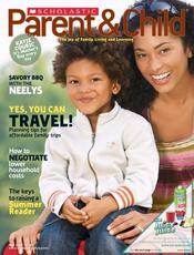Post image for Scholastic Parent and Child Magazine – $3.50/Year
