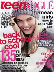 Post image for Teen Vogue Magazine $3.50/yr