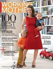 Post image for Working Mother Magazine $7.99 For Three Years