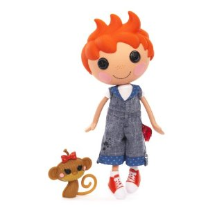 Post image for Ace Fender Bender Lalaloopsy Doll $9.99