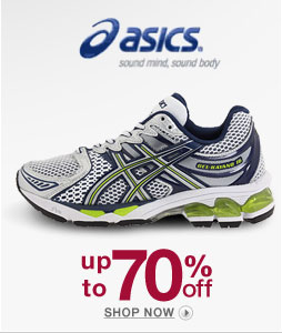 Post image for Up To 70% Off Asics and The North Face