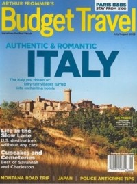 Post image for Budget Travel Magazine $4.29