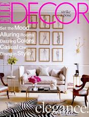 Post image for Elle Decor Magazine – $4.50/Year