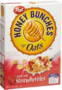 Post image for $1/1 Honey Bunches of Oats Cereal
