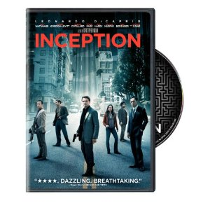 Post image for Inception DVD and Blu Ray Sale