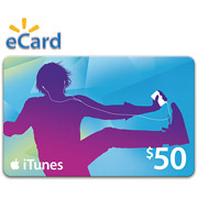 Post image for $50 iTunes Gift Card for $40