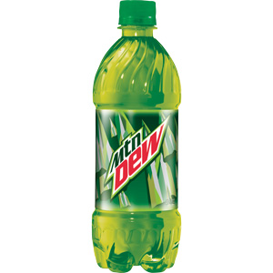 Post image for $1/2 20 oz Mountain Dew Coupon