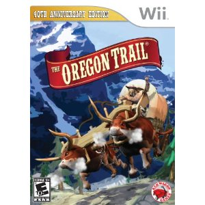 Post image for Childhood Flashback: Oregon Trail for Wii!!