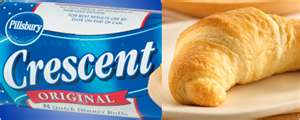 Post image for $.50/2 Pillsbury Crescent Roll Coupon