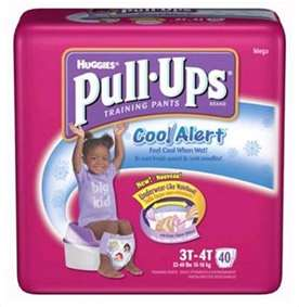 Post image for Military: $25 Commissary Gift Card With Huggies Pull Up Purchase