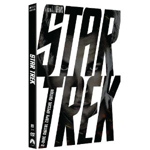 Post image for Amazon.com: Star Trek (Two-Disc Edition) DVD $3.50