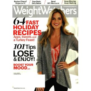 Post image for Weight Watchers Magazine $4.50 a Year(81% off)