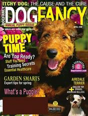 Post image for Dog and Cat Fancy Magazines $7.99/yr