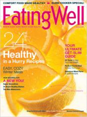 Post image for Eating Well Magazine – $9.49/Year