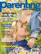 Post image for Parenting (Early Years) Magazine $4.99/yr