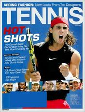 Post image for Tennis Magazine $3.99/yr