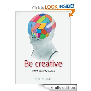 Post image for Amazon Free Download: Be creative (52 Brilliant Little Ideas)