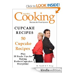Post image for Amazon Free Book Download: 50 Cupcake Recipes