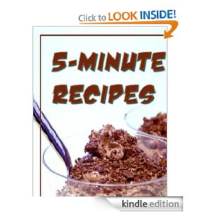 Post image for Amazon Free Book Download: 5-Minute Recipes